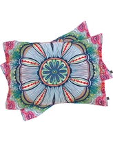 Stephanie Corfee Frolicking Pillow Sham Standard Pink - Deny Designs