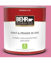 Deals For Behr Premium Plus 1 Gal Home Decorators Collection Hdc Md 10a Sweet Chrysanthemum Flat Exterior Paint Primer