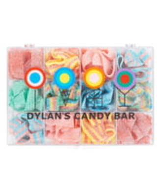 Dylan's Candy Bar Sour Belts Tackle Box