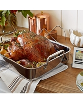 Williams Sonoma Stainless-Steel Ultimate Roaster