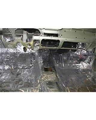 HushMat 612002 Sound and Thermal Insulation Kit (All Years Cobra Firewall)