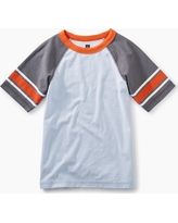 Tea Collection Athletic Striped Tee