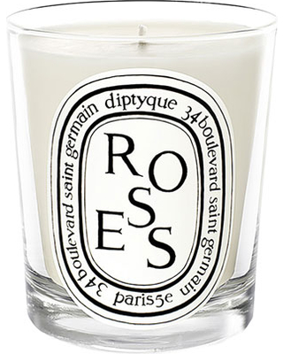 Diptyque Roses Candle, Size 2.4 oz - None