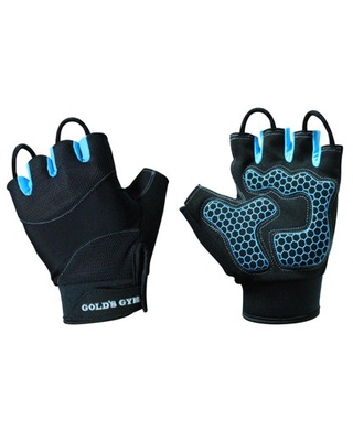 Gold's Gym Women's Tacky Weightlifting Gloves, Medium