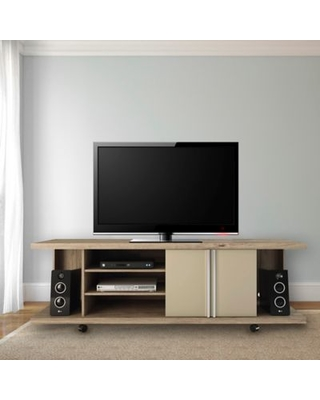 5024946cf71d84 Don't Miss This Deal: Manhattan Comfort Morning Side TV Stand in Tan