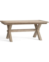 Toscana Extending Dining Table, Large, Seadrift