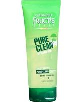 Garnier Fructis Style Pure Clean Extra Strong Hold Styling Gel - 6.8 fl oz