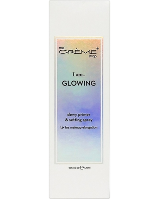 Get the Deal: The Crème Shop I Am    Glowing | Setting Spray