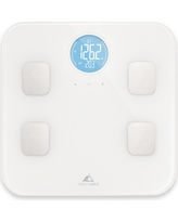 Weight Gurus Bluetooth Body Composition Scale - White
