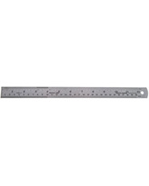 SINGER 00707 3-Inch Stainless Steel Ruler Hem Clips with Storage Sleeve 6-Count