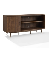 """Lucas 58"""" TV Stand For TV's Up To 65"""" Brown - Crosley"""