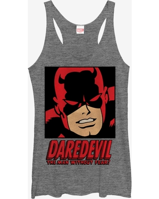 Marvel Daredevil Man Without Fear Girls Tanks