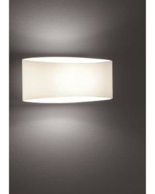 Holtkotter Voila 10 Inch Wall Sconce - 8502WH