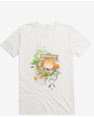 Harry Potter Herbology Graphic T-Shirt