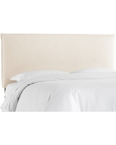 French Seam Queen Headboard Ivory Nate Berkus
