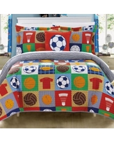 Classic Sport Quilt Set, Twin