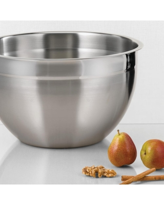 Tramontina Gourmet 13 Qt. Stainless Steel Mixing Bowl, Silver