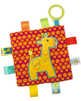Taggies Crinkle Me - Giraffe - Baby Toys & Gifts for Babies - Fat Brain Toys