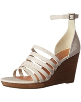 Coconuts by Matisse Women's Kiera Wedge Sandal, Natural, 10 M US