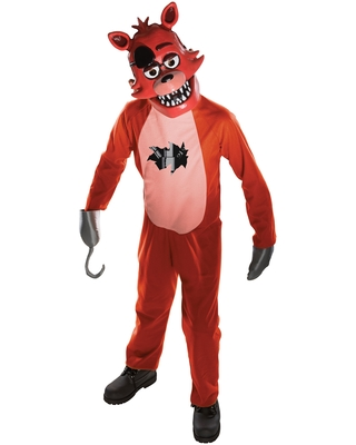 Five Nights at Freddy's Child Foxy Costume