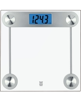 Conair Weight Watchers 24 TR Clear Glass Scale, Clear/Grey