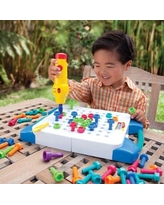Design & Drill Take-Along Toolkit - Building & Construction for Babies - Fat Brain Toys