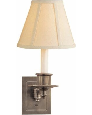 Visual Comfort and Co. Studio Vc Swing Arm Sconce 12 Inch Wall Sconce - S 2005AN-L