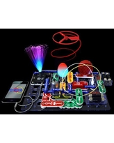 Snap Circuits Light - Maker & DIY Kits for Ages 8 to 12 - Fat Brain Toys