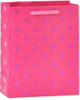 Small Dotted Birthday Gift Bag Pink - Spritz