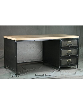 Check Out These Major Bargains: Modern Industrial Desk with ...