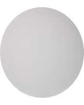 Fredrix Round Stretched Canvas, 20, White