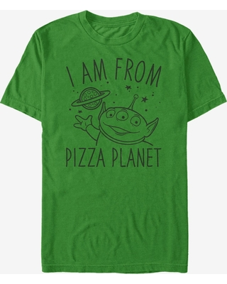Disney Pixar Toy Story Come in Peace from Pizza Planet T-Shirt