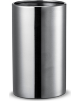 Brushed Stainless Steel (Silver) Tumbler - Threshold