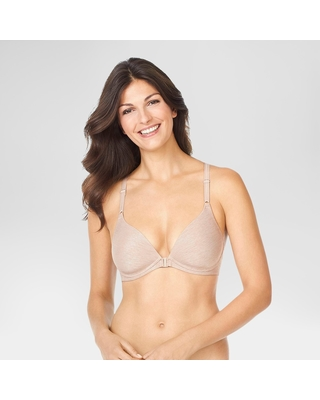 3e8fda08496f2 Simply Perfect by Warner s Women s Cooling Racerback Wirefree Bra - Toasted  Almond 40C