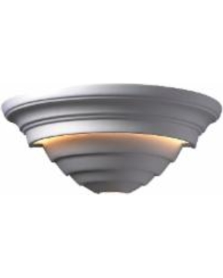Justice Design Group Ambiance 16 Inch Wall Sconce - CER-1555-BIS-LED1-1000