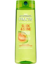 Garnier Fructis with Active Fruit Protein Sleek & Shine Fortifying Shampoo with Argan Oil from Morocco - 12.5oz