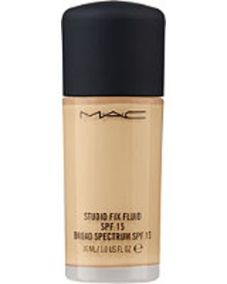 MAC Studio Fix Fluid SPF 15 Foundation - NC35 (light to medium peachy golden undertone for light to medium skin)