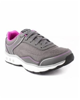 Therafit Women's Clarissa Athletic Sneakers - Charcoal