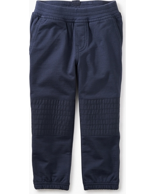 Tea Collection French Terry Moto Baby Pants