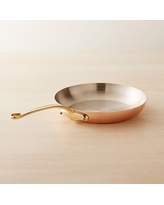 Mauviel Copper Fry Pan, 10""