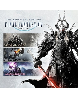 Square Enix Final Fantasy XIV Complete Edition - PS4 [Digital Code] from  Amazon | parenting com Shop