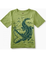 Tea Collection Alligator Graphic Tee