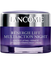 Lancome Renergie Lift Multi-Action Lifting And Firming Night Moisturizer Cream, Size 2.6 oz