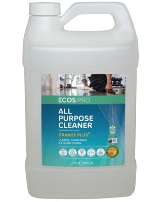 ECOS Pro Orange Plus 128 oz. All Purpose Cleaner and Degreaser