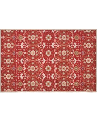 Safavieh Chelsea Tribal Floral Hand Hooked Wool Rug, 3.5X5.5 Ft