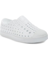 Toddler Native Shoes 'Jefferson' Water Friendly Slip-On Sneaker, Size 3 M - White