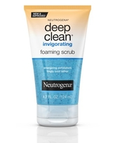 Find Savings On Neutrogena Deep Clean Invigorating Foaming Face