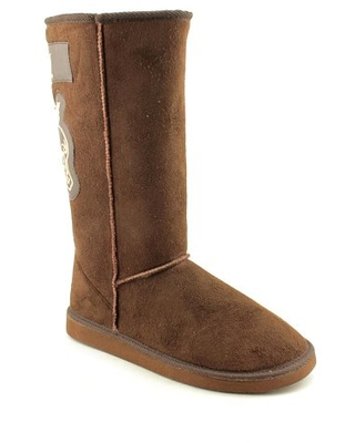 Dirty Laundry by Chinese Laundry Women's Rocknroll Shearling Lined Boot,Brown/Beige,6.5 M US
