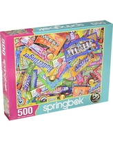 Springbok Sweet Tooth Jigsaw Puzzle (500 Piece)