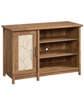 Coral Cape TV Stand Sandoori Light Brown - Sauder